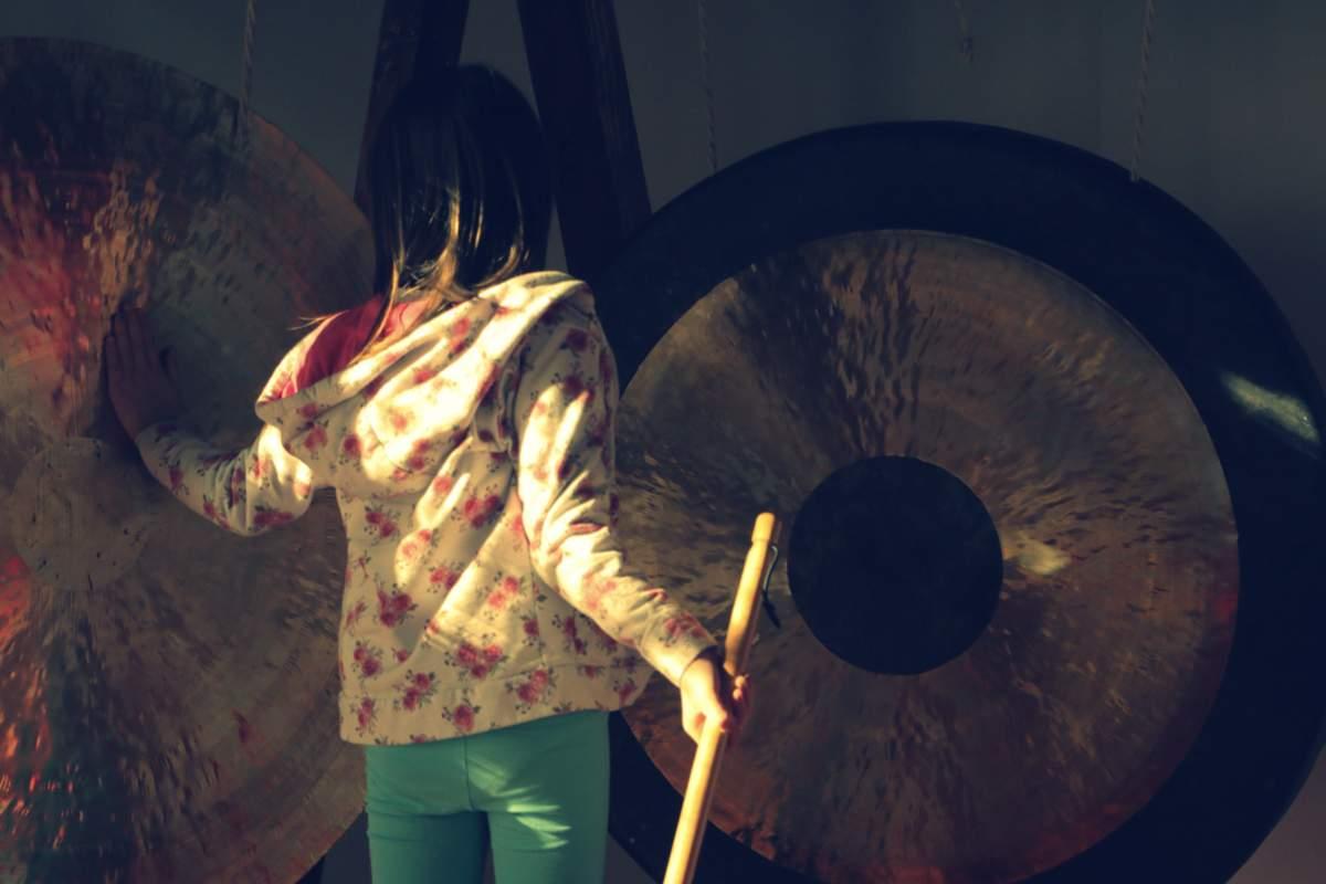 dječje istraživanje zvuka