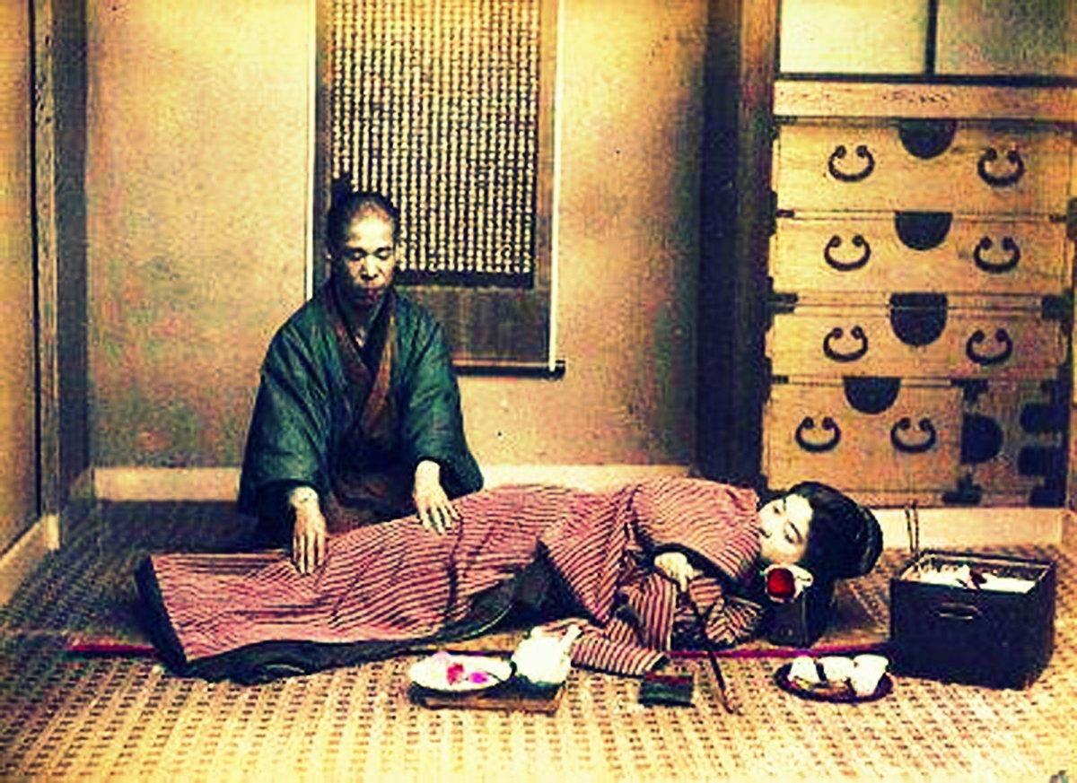 povijest shiatsua